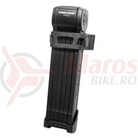 Antifurt bicicleta Trelock FS 380/100, Light, 100cm, negru