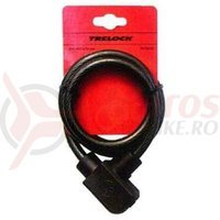 Antifurt Trelock Curly TS 180-8 mm C