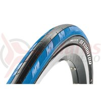 Anvelopa 26X1.25 Maxxis Detonator black/blue 60TPI wire Road