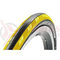 Anvelopa 26X1.25 Maxxis Detonator black/yellow 60TPI wire Road