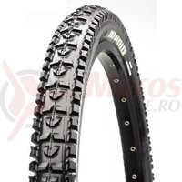 Anvelopa 26X1.90 Maxxis High Roller UST 120TPI Tubles Mountain Pliabila