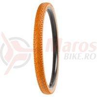 Anvelopa 700 38C/orange Khan Kenda