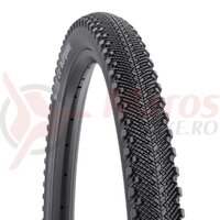 Anvelopa Bicicleta Wtb Venture Tcs Light/Fast - 700 X 50C, Negru