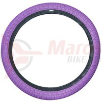 Anvelopa BMX Family 20'- 2.3' Purple/Black Wall