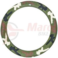 Anvelopa BMX Family 20'- 2.4' Green Camo Tread