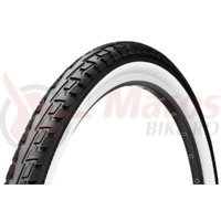 Anvelopa Continental Ride Tour Puncture-ProTection 32-622 Negru cu Alb