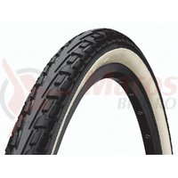 Anvelopa Continental Ride Tour Puncture-ProTection 47-559 negru cu alb