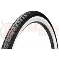 Anvelopa Continental Ride Tour Puncture-ProTection 47-622 Negru cu Alb