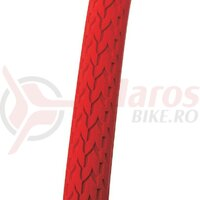 Anvelopa Duro Fixie Pops 700x24C, collapsible Red Dragg´n/red