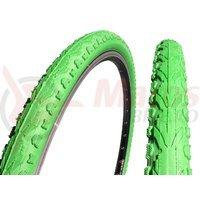 Anvelopa Kenda 700*38C 40-622 28*1 5/8*1 1/2 K935-010 verde banda reflectorizanta