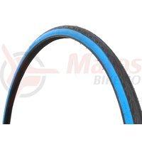 Anvelopa Rubena/Mitas 700*23C V80 Syrinx Sport  negru-albastru