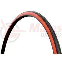Anvelopa Rubena/Mitas 700-23C V80 Syrinx Sport negru-rosu