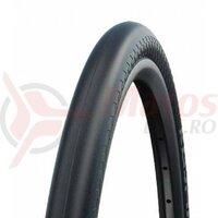Anvelopa Schwalbe Kojak HS385 wired 26x1.35'  35-559 black-LiteSkin RG SpC