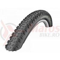Anvelopa Schwalbe Racing Ralph, Evolution Line, TL-Easy, Snake Skin, Folding, 26x2.25 (57-559) B/B-SK, HS425, negru