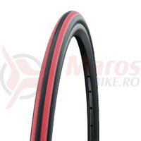 Anvelopa Schwalbe Rightrun HS 387 wire 24x1.00 25-540 BR red str. LSkin KG NMC