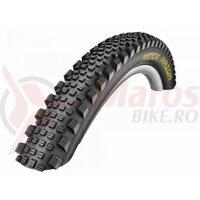 Anvelopa Schwalbe Rock Razor, Evolution Line, TL-Easy, SnakeSkin, Folding, 26x2.35 (60-559) B/B-SK, HS452, negru