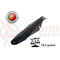 Aparatoare Noroi Spate LASALLE SPORTS UTAH#2 Negru Matt 106 x 368 mm
