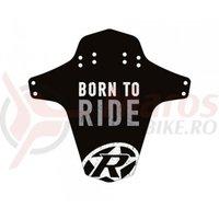 Aparatoare Reverse Born to Ride negru/alb/gri