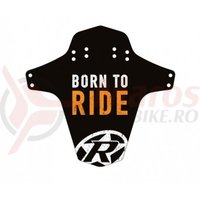 Aparatoare Reverse Born to Ride negru/alb/orange