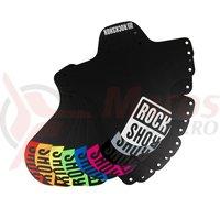Aparatoare RockShox pentru furca MTB negru/alb