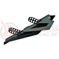 Aparatoare noroi - Polisport - Mudfighter - fata, prindere cadru fata, PVC