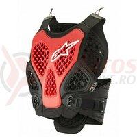 Armura Alpinestars Bionic Plus Protection Vest Negru/Rosu