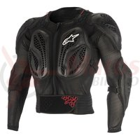 Armura Alpinestars Youth Bionic Action Jacket black/red