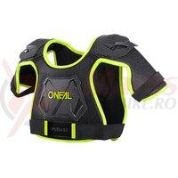Armura Protectie O'Neal Peewee Jacheta Copii Neagra cu Verde