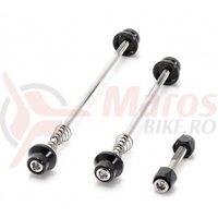 Ax tubular XLC Quick Release Set QR-A01 black  SB-Plus