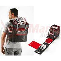 Bag Elite Tri Box black/red, for Triathlon/Duathlon