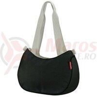 bag KLICKfix Style Bag black, 31x22x11cm, w/o handlebar adapt.