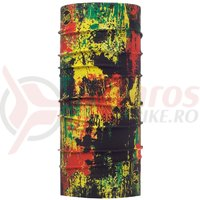 Bandana Buff Hight UV Rasta Multi