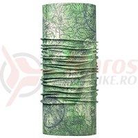 Bandana Buff Kilauea verde