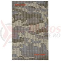 Bandana M-Wave 24x48 cm dotted camouflage