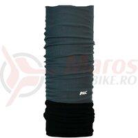 Bandana P.A.C fleece microfibra Total Black 8865-027