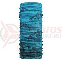 Bandana P.A.C. Merino Tech Jallga Mali Blue 8878-101