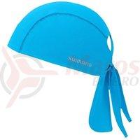 Bandana Shimano albastra