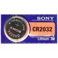 Baterie CR2032 Sony lithium 3V