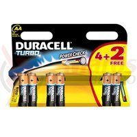 Baterie Duracell AA Turbo
