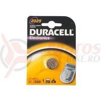 Baterie Duracell CR2025 3V
