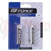 Baterii Force alcaline AA / 1.5V 2 bucati