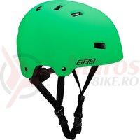BBB Casca Billy BHE-50 verde mat