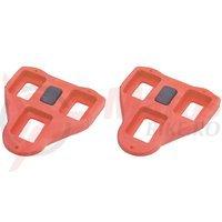 BBB Placute pedale RoadClip compatibile cu Look 9 grade