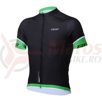 BBB Tricou ComfortFit s.s. BBW-246 negru/verde