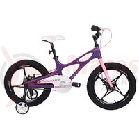 "Bicicleta 16″ RoyalBaby ""SPACE SHUTTLE"" FD-Purple"