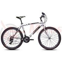 Bicicleta 26'' Drag H1 2018 argintiu/negru
