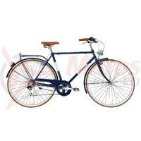Bicicleta Adriatica Condorino albastra 2016