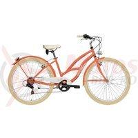 Bicicleta Adriatica Cruiser Lady piersica 2016