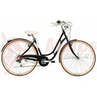 Bicicleta Adriatica Danish 28 6s Lady neagra
