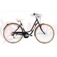 Bicicleta Adriatica Danish Lady 6v 28 neagra C
